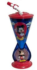 Disney Store Mickey Mouse Kid's Snow Globe Dome Tumbler