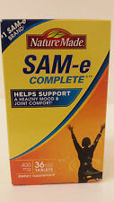 Nature Made SAM-e Complete - 400mg - 36 tablets