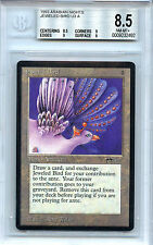 MTG Arabian Nights Jeweled Bird Magic Gathering WOTC BGS 8.5 NM/MT+ Card  2492