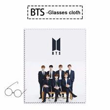 KPOP BTS Microfiber Lens Glasses Cleaning Cloth BANGTAN BOYS JUNG KOOK JIMIN JIN