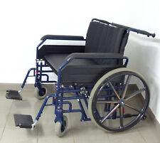 faltbarer Rollstuhl Meyra XXL - Sitzbreite 81 cm - max Belastbarkeit 350 kg