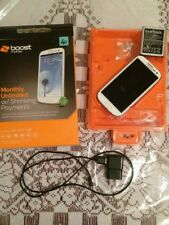 Samsung Galaxy S III sph-l710 - 32gb-Marble White (Boost Mobile) Smartphone