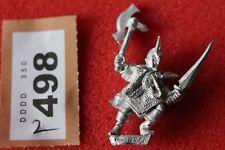 Juegos taller Warhammer marauder oscuro Elf Elfos Arca corsarios metal fuera de C3 Negro