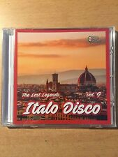 CD ITALO DISCO-The Lost Legends vol.9 (Limousine Edition: ONLY 100 copies worldwide)