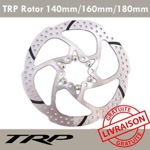 TRP 140mm/160mm/180mm MTB Road Bike Disque de frein Rotor Spyre HY/RD Quadiem