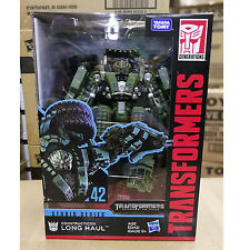 New Transformers Hasbro Long Haul Studio Series 42 Voyager Devastator Member toy