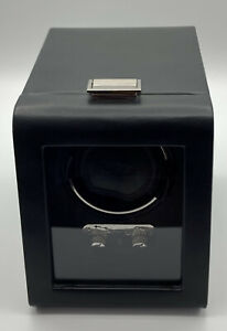 WOLF Heritage Single Watch Winder with Cover 270002 Great Condition