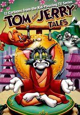 NEW DVD // Tom and Jerry - Tales Vol. 4  // 12 CARTOONS // 88 mIn