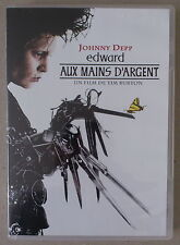 DVD  ***  EDWARD AUX MAINS D'ARGENT. TIM BURTON  ***
