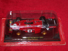 Edicola F1 Ferrari  312 B3-73  Arturo Merzario (I)  1973  im Blister  1:43