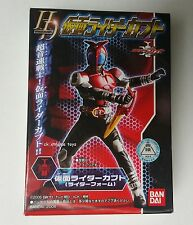 "Masked Kamen Rider Kabuto HD Hyper Detail 4"" Action Figure Kunai Weapon Bandai"