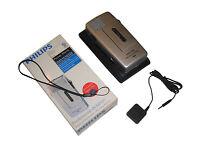 Philips Tasca Memo Professionale 488 LFH488 Dittafono 150