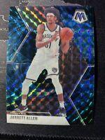 2019-20 Mosaic GENESIS Jarrett Allen SSP Rare Prizm Brooklyn Nets