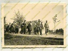 Foto, Wehrmacht, Gefangene Russen in Kowel, Ukraine, b (N)20074