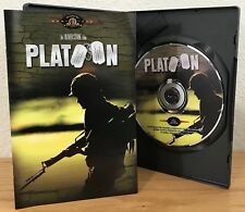 Platoon (Dvd, 2000) w/6-Page Collectible Booklet ~ Region 1 ~ Like New~See Pics!
