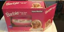 Barbie Prom Date gift set View Master still boxed from 1998.
