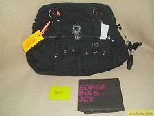 Nylon Puttin on the Zips 98 Spy Gun George Gina & Lucy GG&L Handtasche Tasche