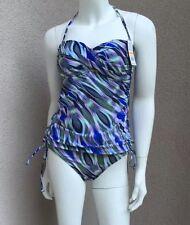 NWT  Kenneth Cole Reaction Tanking Bikini Swim Suit 2 Piece Set  SZ S $110