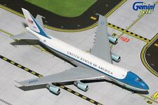 Boeing VC-25 747-200 Air Force One 29000 USAF Gemini Jets GJAFO1438 Scale 1:400