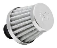 K&N Filters 62-1600WT Crankcase Vent Filter - Washable and Reusable