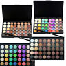 Cosmetic Matte Eyeshadow Cream Eye Shadow Makeup Palette Shimmer Set 40 Colors
