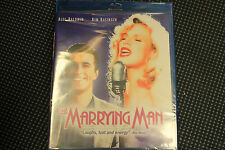 The Marrying Man (Blu-ray Disc, 2011) NEW/SEALED