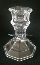 Luminessence Glass Candle Holder 4 inch