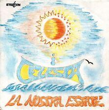 Celesta-La Nostra Estate/Vorrei Vorrei 45 giri NM OBscured Pop