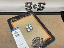 Genuine Harley-Davidson Socket Head Screw Cover Kit Chrome 94832-02