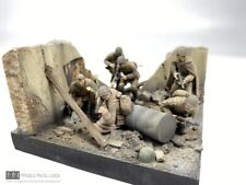 WW2 Red Army in Berlin 1:35 - built and painted