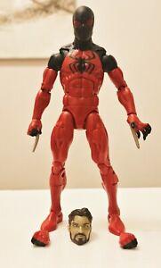 Marvel legends Scarlet Spider Kaine