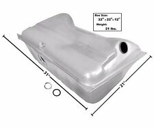 71 72 73 74 75 76 Dart Duster Scamp Valiant Fuel Gas Tank 16 Gallon w/Vent Pipes