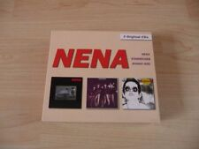 3 CD Box Nena - 3 Original CDs: Nena + Eisbrecher + Bongo Girl