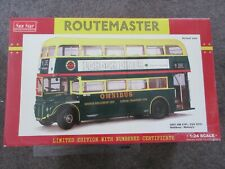 SUNSTAR ROUTEMASTER - RM 2191  1979 SHILLIBEER LIVERY #2907 DIECAST 1:24 BUS