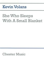 Kevin Volans She Who Sleeps With A Small Blanket Learn to Play Music Book