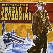 Angelo Francesco Lav - Western Film Music of [New CD] Ita