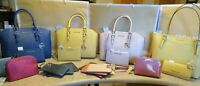 SALE New Michael Kors Satchel Tote Wallet Sets Blues Pinks Yellow MSRP to $606+