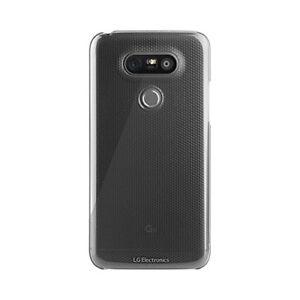 Véritable LG G5 Snap On Coque Étui Arrière Noir CSV-180.AGEUTB