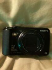 Sony Cyber-shot Cyber-Shot DSC- HX10V 18.2MP Digital Camera - White