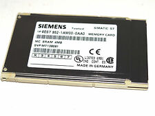 Siemens Simatic s7 6es7952-1am00-0aa0 Memory Card mc SRAM 4 MB Top