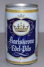 Karlskrone Edel-Pils 330ml Drawn Steel Beer Can (Germany)