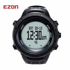 EZON Hiking Men's Sport Watch Altimeter Barometer Compass Climing Wristwatch