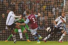 ASTON VILLA: JOE BENNETT SIGNED 6x4 ACTION PHOTO+COA