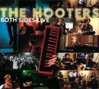 """THE HOOTERS """"BOTH SIDES LIVE"""" 2 CD NEW"""