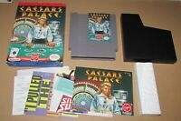 Caesars Palace for Nintendo NES Complete Fast Shipping!