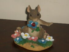 """Fitz & Floyd Charming Tails """"I Picked You To Love"""" Figurine # 98/219"""