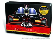 POLAR LIGHTS 2010 Batmobile Classic Collector Ed 1/32 model kit new in lunch tin