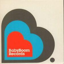 Various Rock Pop(CD Album)Baby Boom Sampler-Baby Boom-BBR001-EU-2006-