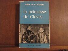 Mme de La Fayette/ la princesse de Clèves