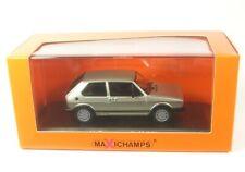 Volkswagen Golf GTI Silver Metallic 1983 1/43 Minichamps
